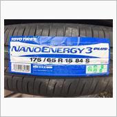 TOYO TIRES NANOENERGY 3 PLUS 175/65R15