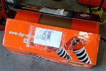 RクラスDGR suspension フルタップ式 車高調キットの単体画像