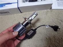 フィット3 ハイブリッドfcl 【fcl.】新型LEDヘッドライト フォグランプ ファンレス(H4 H7 H8 H11 H16 HIR2 HB3 HB4)の単体画像