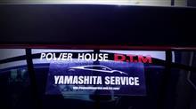 YAMASHITA SERVICE  ステッカー