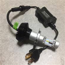 GSX-S750 ABSAuto feel LEDヘッドライトバルブ H4の全体画像