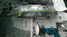 アコード純正ヘッドライト 〈レンズ研磨・ウレタンクリア塗装〉の全体画像