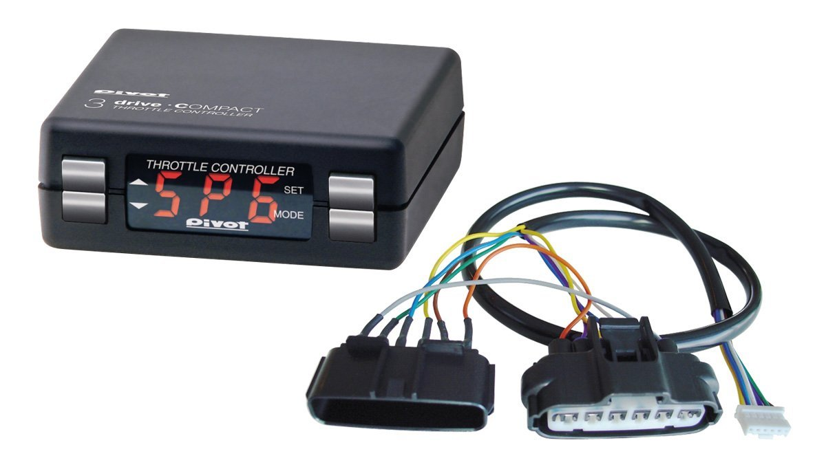 PIVOT 3-drive COMPACT (THC/THC-M/THC-BM/THC-VW)