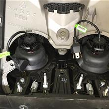 BW'SChylay 12V専用 H4 LEDヘッドライト の全体画像