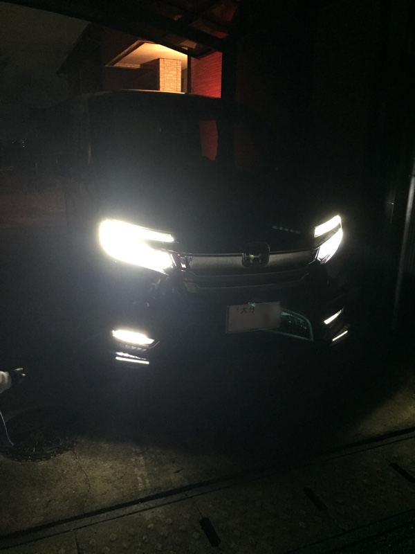 MUGEN / 無限 LED Fog Light