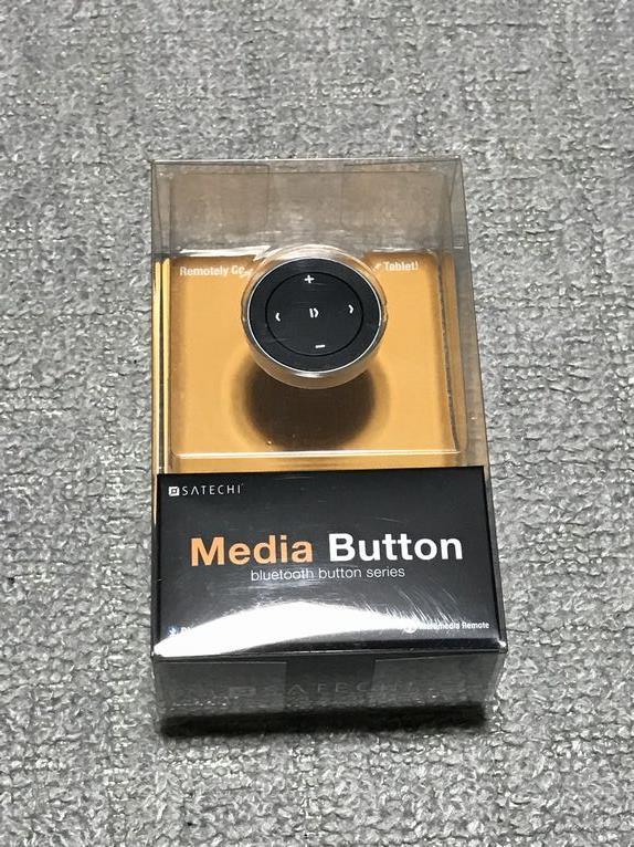 Satechi Bluetooth ボタンシリーズ (メディアボタン)