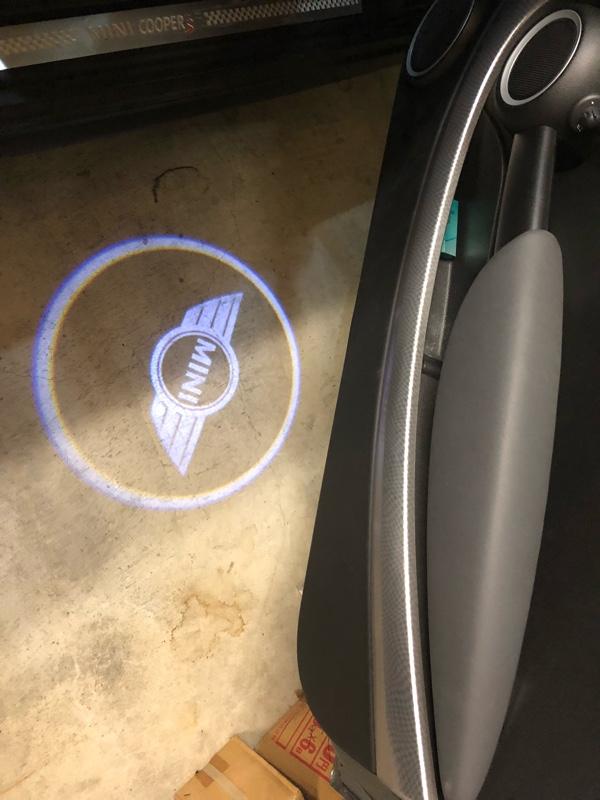 RIDE / INEX LED ドアカーテシランプ