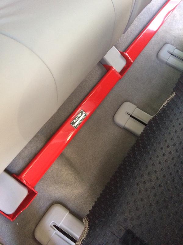 AutoExe Floor Cross Bar / フロアクロスバー
