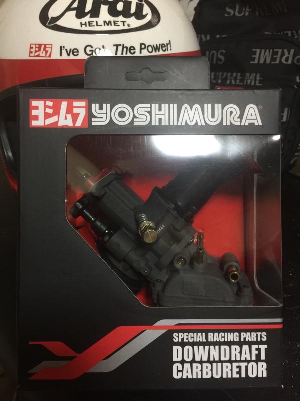 ヨシムラ YD-MJN24