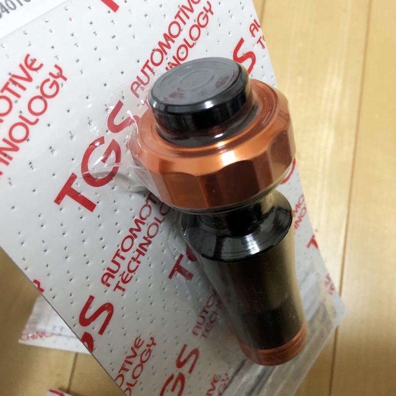 TGS AUTOMOTIVE TECHNOLOGY ビレットシフター.   リミテッドカラー(ブラックx オレンジ)