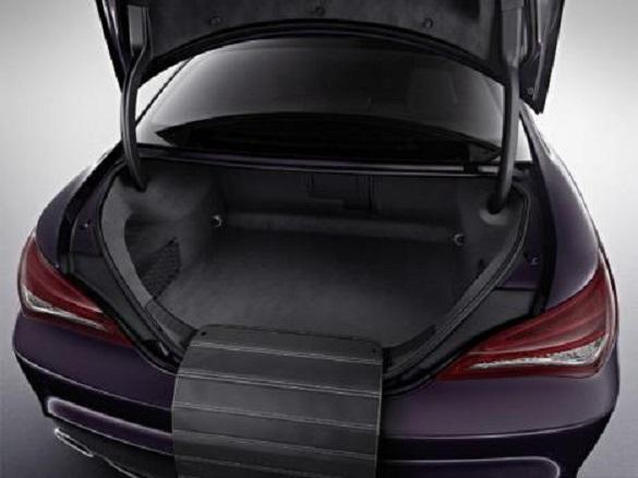 Mercedes-Benz 純正アクセサリー リアバンパーカバー