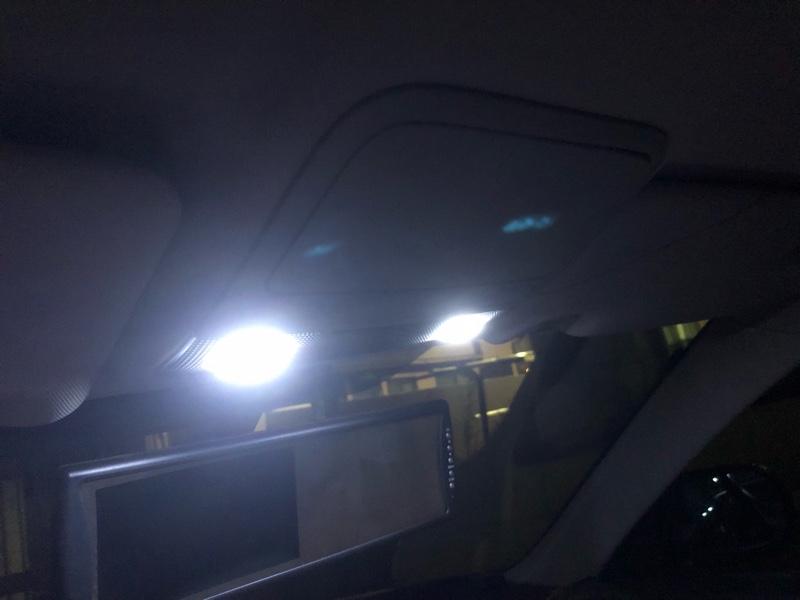 RIDE / INEX Ride 爆連LEDルームランプ
