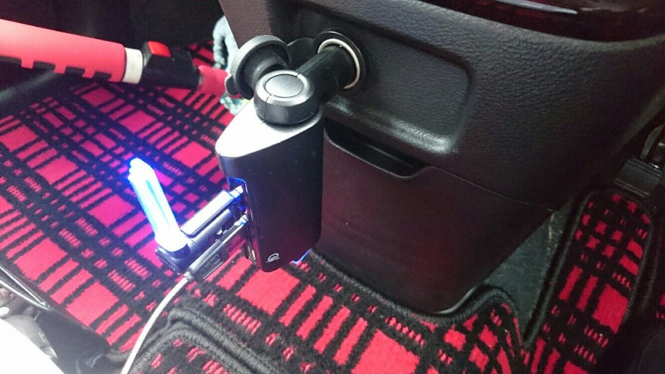 CAR MATE / カーメイト USB充電器3ポート/CZ428