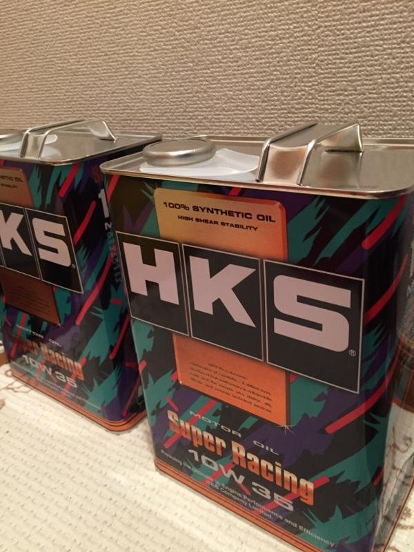 HKS SUPER RACING 10W-35