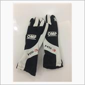 OMP KS3レーシングカートグローブ