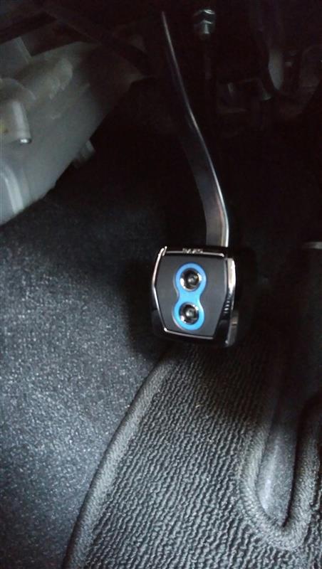 CAR MATE / カーメイト RAZO GT SPEC PEDAL FOOT PARKING BRAKE BL / RP108BL