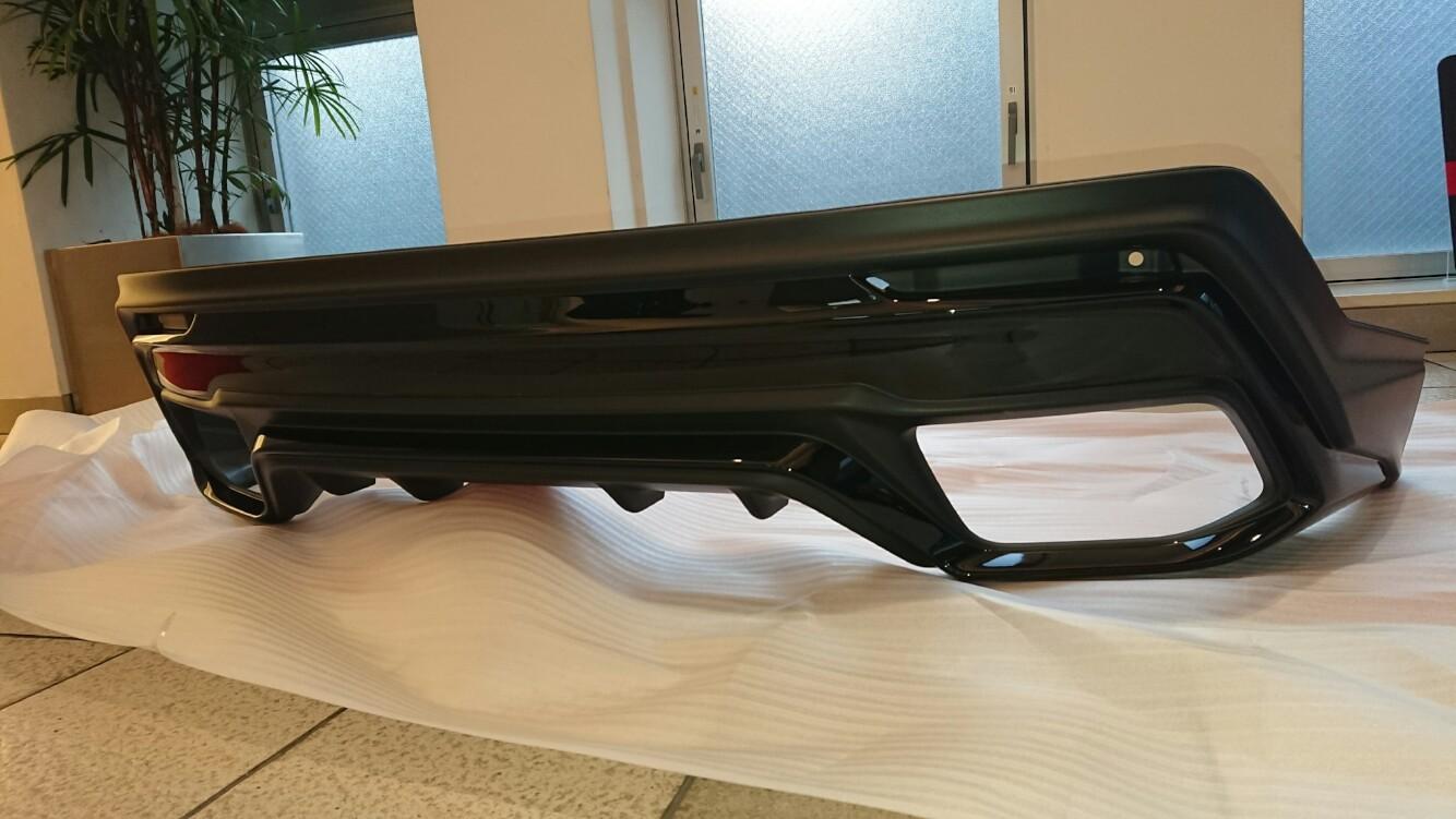 TRD / トヨタテクノクラフト リヤバンパースポイラー