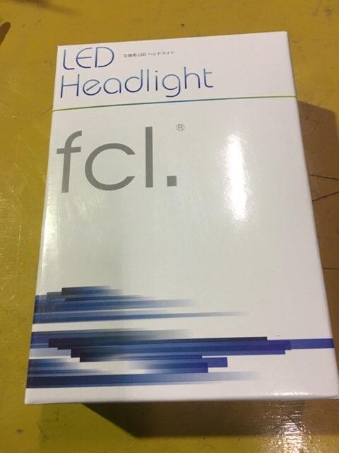 fcl 【fcl.】 LEDヘッドライト H4 Hi/Lo