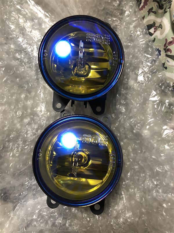 IPF 987 FOG LAMP SET