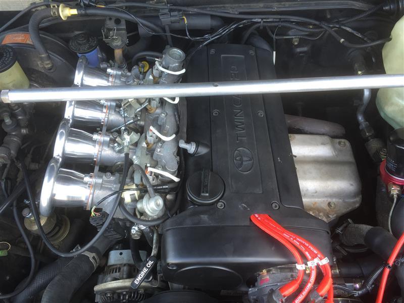 トヨタ(純正) AE111 4A-GE 5バルブエンジン