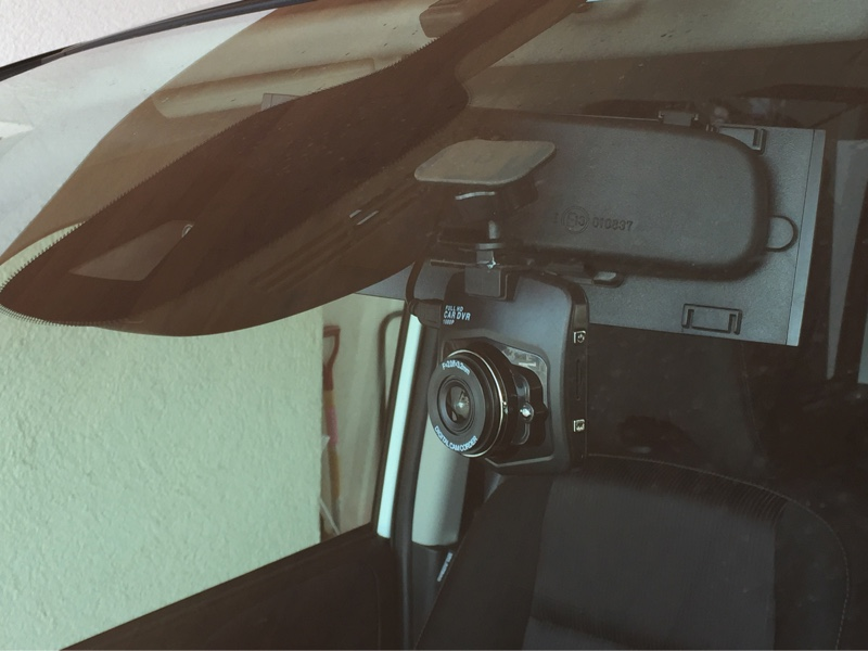 ノーブランド ドライブレコーダー