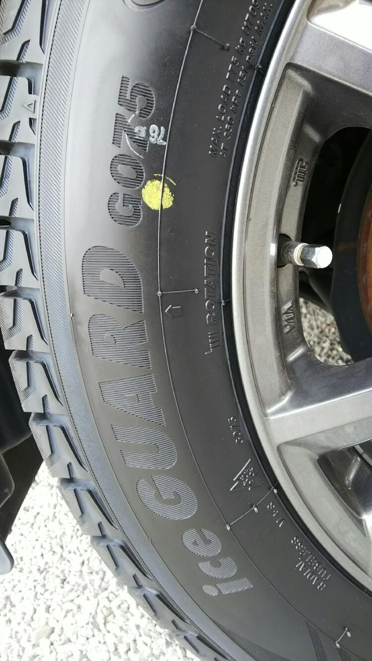 YOKOHAMA iceGUARD SUV G075 225/60R17