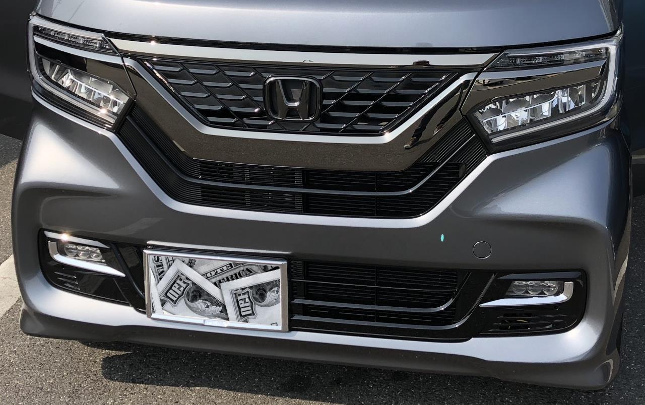 Honda 純正アクセサリー ブラッククロームパッケージ