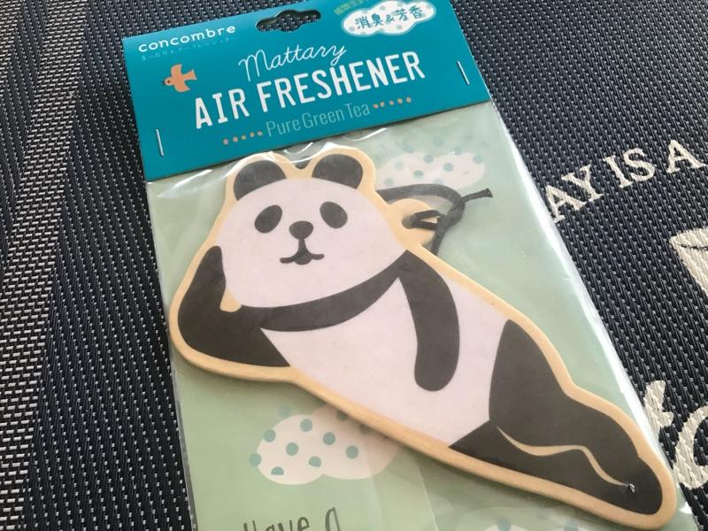 Concombre Mat Taru air freshener