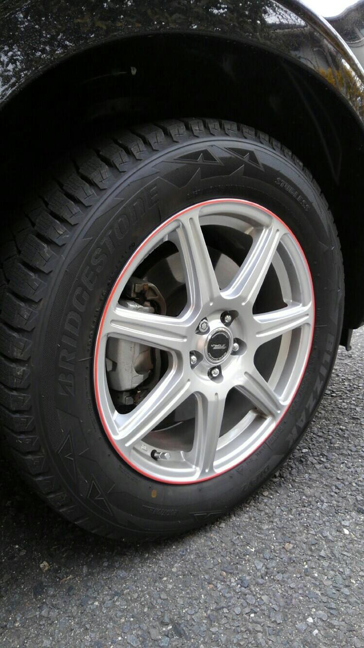 AUTO MAX izumi 直線レッド反射 幅0.35cm