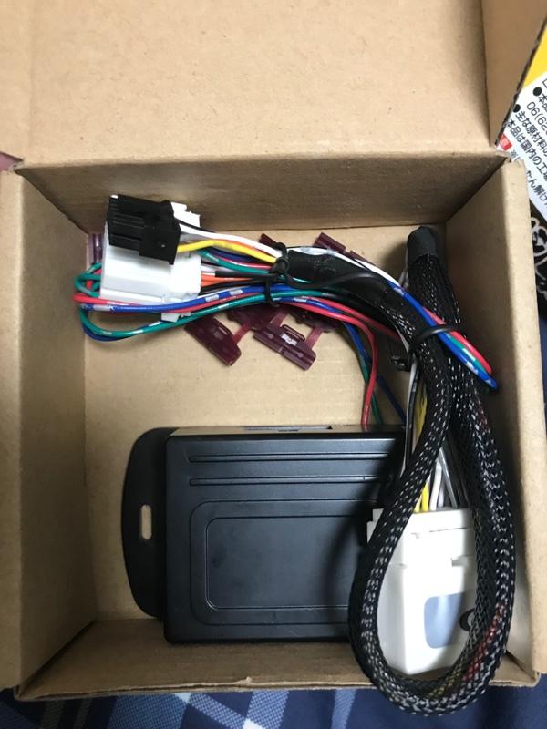 パーソナルCARパーツ キーレス連動ドアミラー格納装置