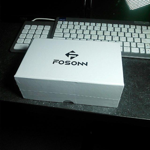FOSONN V5 ドライブレコーダー