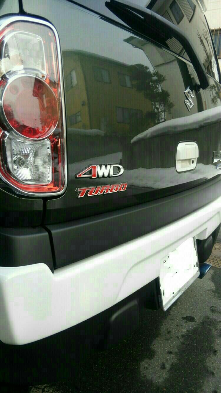 その他 4WD  TURBO
