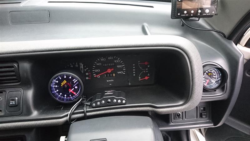 AutoGauge 430 タコメーター φ60