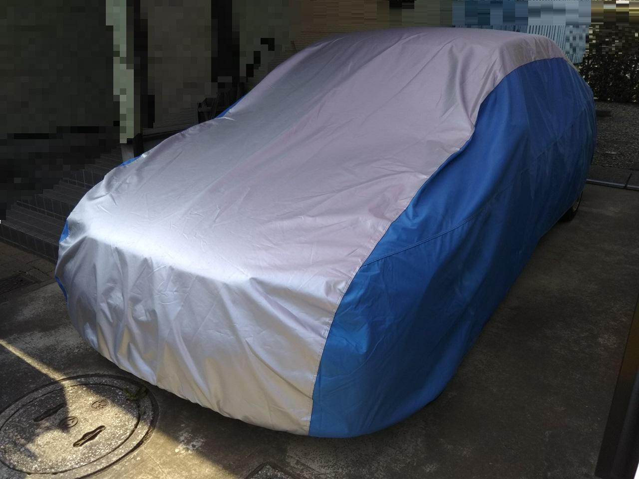 Velocity Car-Cover-OX-YS3