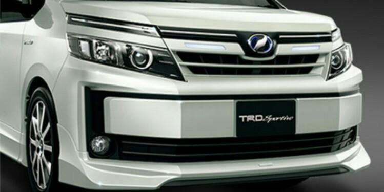 TRD / トヨタテクノクラフト フロントバンパーガーニッシュ