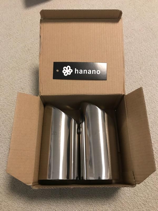 hanano マフラーカッター
