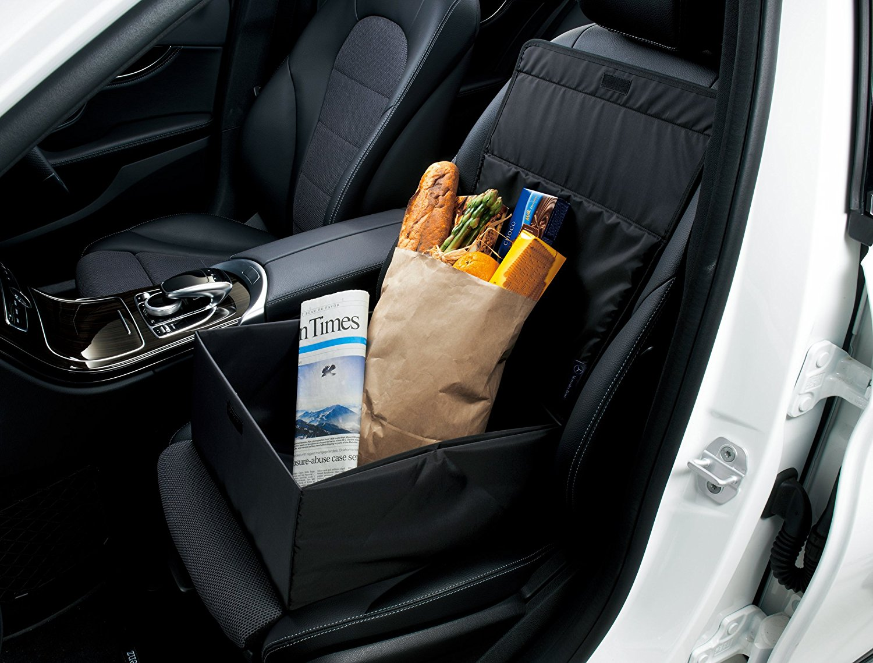 Mercedes-Benz 純正アクセサリー シートクッション型収納ボックス