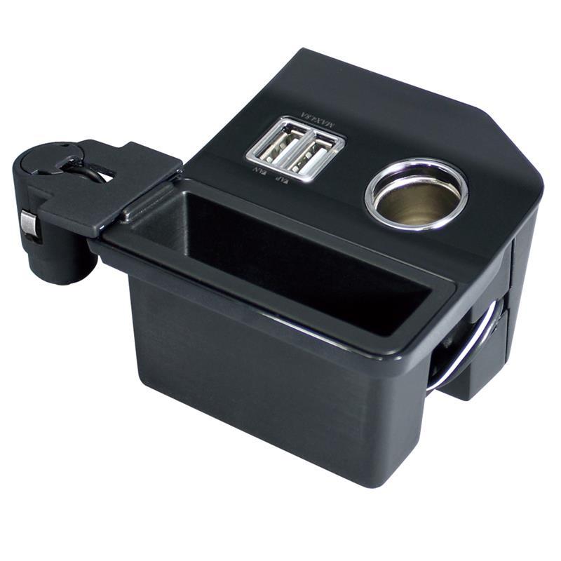 YAC 60系 ハリアー専用 コンソール電源BOX