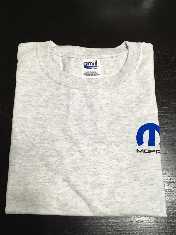 MOPAR Tシャツ
