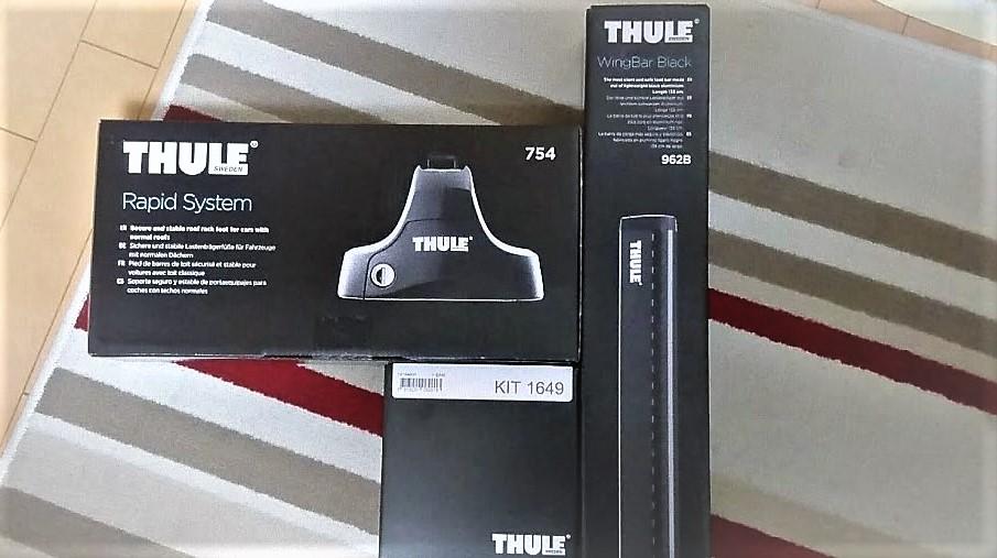 THULE ベースキャリア
