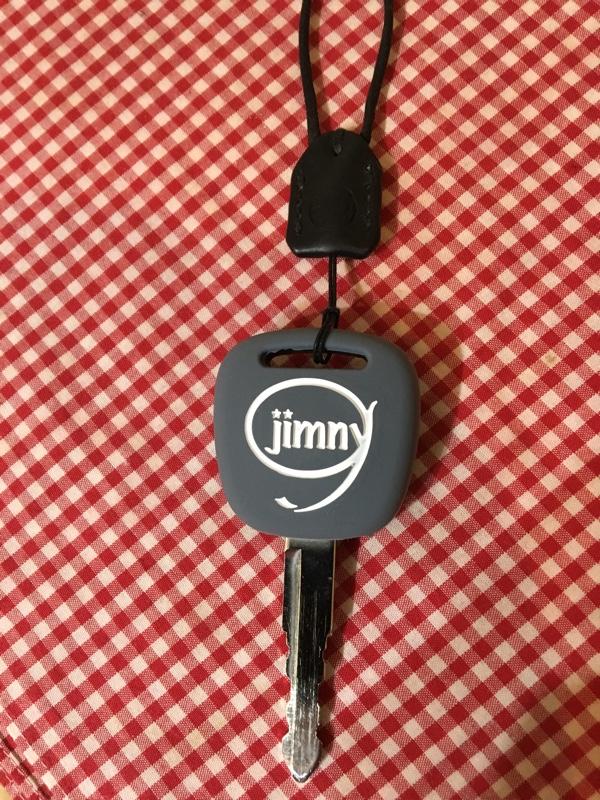 goonies One  Jimny シリコンキーケース