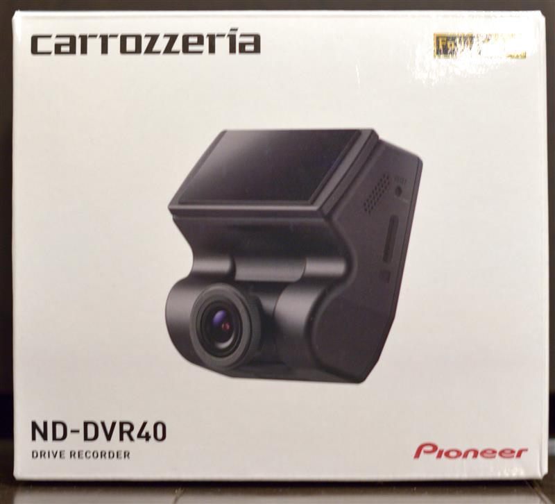 PIONEER / carrozzeria carrozzeria ND-DVR40