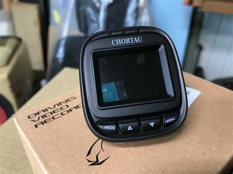 Chortau 超小型ドラレコ 1080PフルHD 動き検知 駐車監視 上書き録画 Gセンサーロック