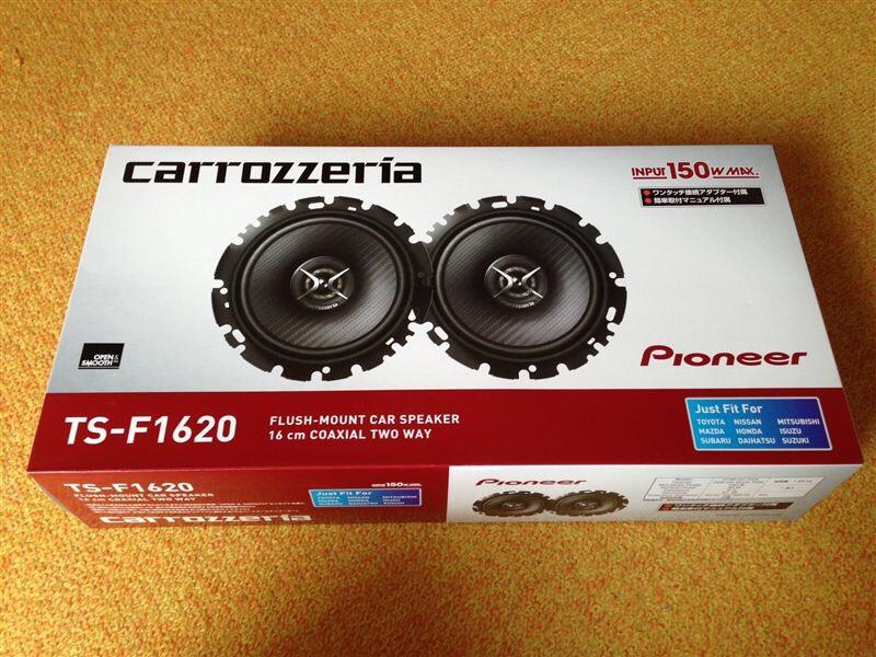 PIONEER / carrozzeria TS-1620