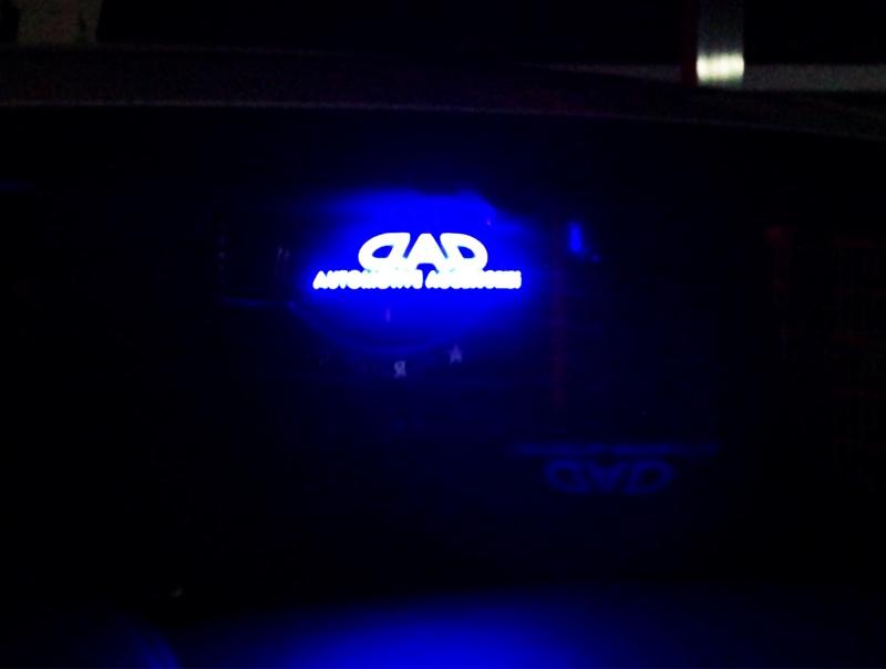 D.A.D / GARSON  LEDミラーフェイス