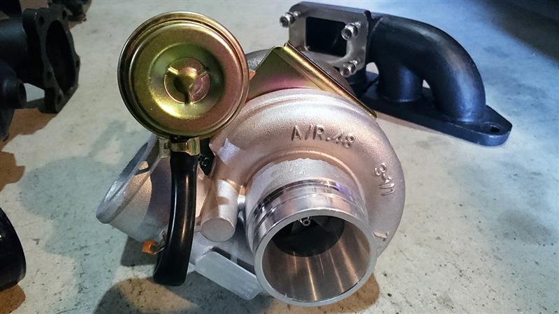 AVO turboworld BOLT ON TURBO KIT / ボルトオンターボキット