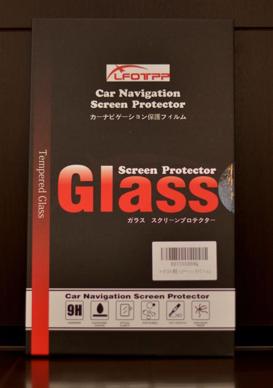 LFOTPP ガラス スクリーン プロテクター