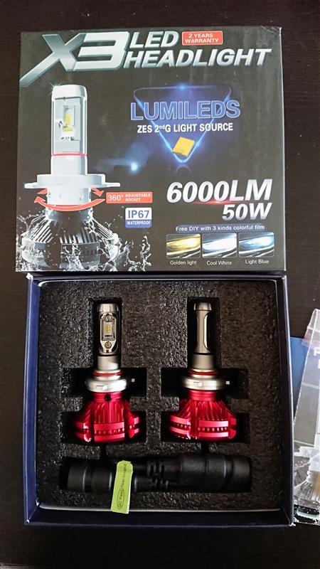 colight X3 LED 9005