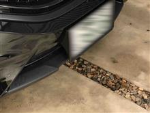 ジェイドハイブリッドModulo / Honda Access フロントロアガーニッシュの単体画像