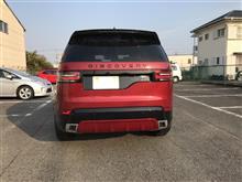 ディスカバリー5Land Rover(純正) アンダーカバーの全体画像